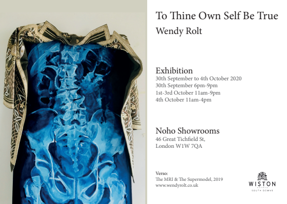 Press Release: To Thine Own Self Be True, an exhibition