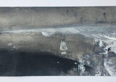 Field Landscape 10, Oils, 2021