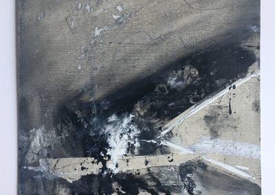 Field Landscape 2, Oils, 2021