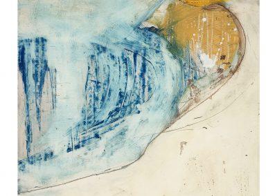 Field Landscape 31, Oils, 2021