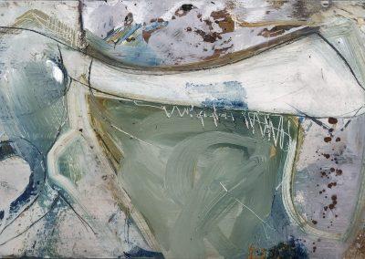 Field Landscape 40, Oils, 2021
