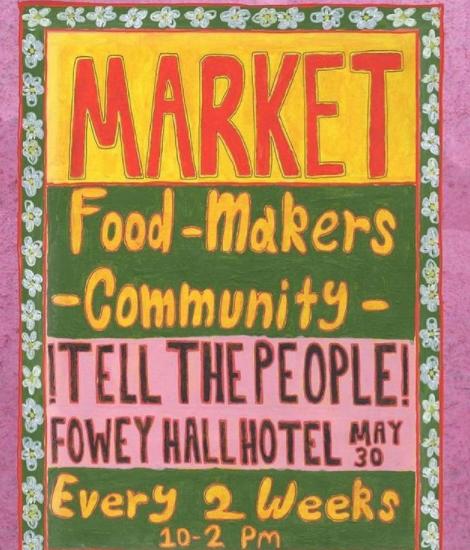Fowey Market